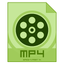 Dimo MP4 Video Converter for Mac Icon
