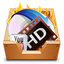 Leawo Video Converter Ultimate for Mac Icon