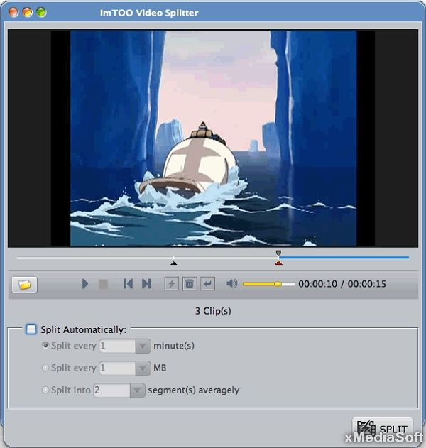 ImTOO Video Splitter for Mac