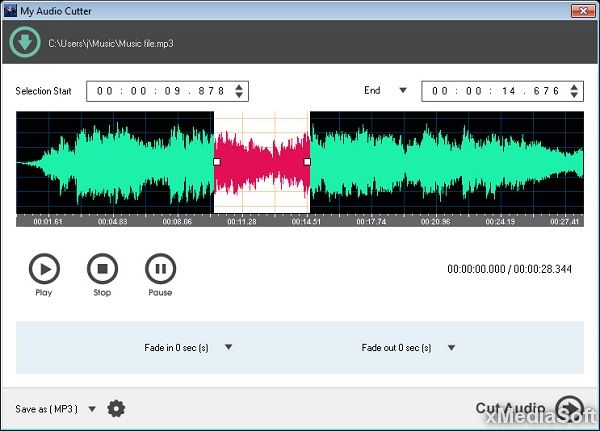 Softdiv Audio Cutter