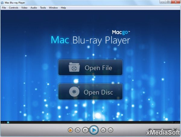 Macgo Blu-ray Player - 4K UHD проигрыватель